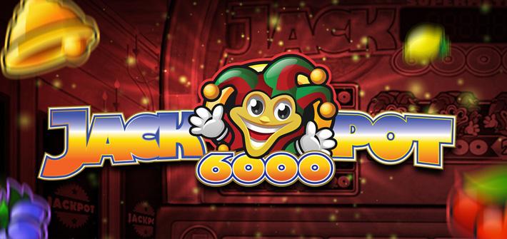 Jackpot 6000 Slot Ein Spiel Fur Ein Hervorragendes Erlebnis