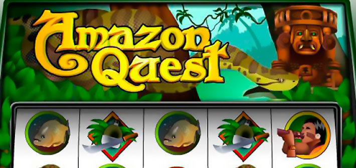 Amazon Quest Slot